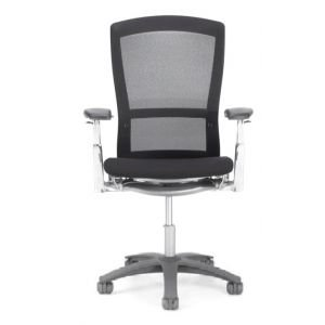 Knoll Life Chair in Black Fully Adjustable Amazoncouk