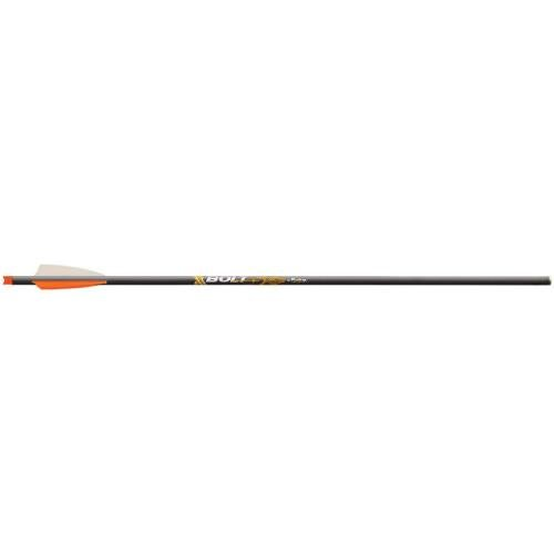 Victory Archery X- Crossbow Moon Nock Bolts (6 Pack), Black, 20