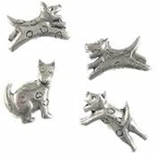 product image for Jim Clift Design Dogs Pushpins