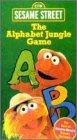 Sesame Street - The Alphabet Jungle Game [VHS] (Rare Vhs Tapes)