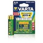 Varta Ready2Use Rechargeable Mignon Ni-Mh AA Batteries 2600