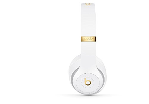 Beats By Dr Dre Studio 3 Wireless Over Ear Headphones With Built In Mic White Renewed Gear Up To Fit