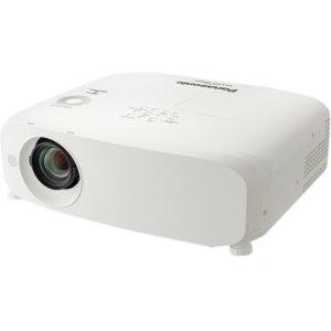 Panasonic PT-VW530 LCD Projector - 720p - HDTV - 16:10 - F/1.6 - 1.9 - UHM - 270 W - PAL, NTSC, SECAM - 5000 Hour - 7000 Hour - 1280 x 800 - WXGA - 10,000:1 - 5000 lm - HDMI - USB - VGA In - Fast Ethernet - 356 W - PT-VW530U