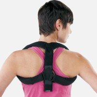 Clavicle Brace and Posture Support small/medium by Breg