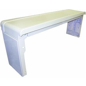 Bilco Ultra Series Polyethylene Basement Door Extension - 12in. by Bilco