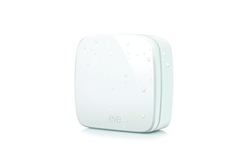 Elgato Eve Weather (NEW), Wireless Outdoor Sensor with Apple HomeKit Technology, Bluetooth Low Energy