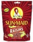 Sunmaid Sun Maid Natural California Raisins 10OZ (Pack of 24)