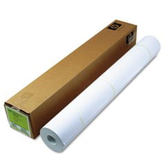 * Designjet Inkjet Large Format Paper, 26 lbs., 36'' x 300 ft, White