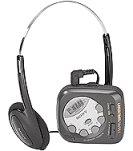 Sony SRF-M35 Walkman Portable AM/FM Radio (Discontinued by Manufacturer)