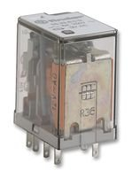 Best Price Square Relay 10A 55.32.9.012.0000 di Finder DPDT 250VAC