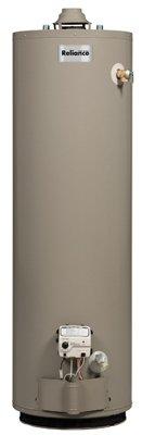 Reliance Water Heater 6-50-UNBRT 400 40000 BTU 60 Energy ...