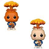 Funko POP! GPK Garbage Pail Kids: Adam Bomb LIMITED EDITION GLOW CHASE and Adam Bomb NON CHASE Toy Action Figure - 2 POP BUNDLE ()