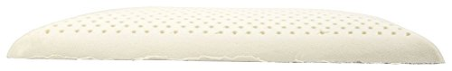 Elite Rest Slim Sleeper - Natural Latex Foam Pillow, Thin, Ventilated, Low Profile, Standard Size
