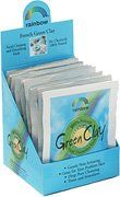 Rainbow Research French Green Clay Packet 1 oz(Pack of 1)