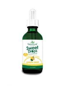 Wisdom Natural SweetLeaf Liquid Stevia Lemon Drop – 2 fl oz Review