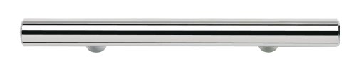 Rail Linea (Atlas Homewares A822-CH 5-Inch Euro-Tech Collection Linea Rail Pull, Polished Chrome)