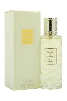 - ESCALE A PORTOFINO by Christian Dior EDT SPRAY 2.5 OZ for WOMEN