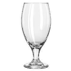 Libbey Glassware 3915 Teardrop Beer Glass, 14 oz.-34 oz. (Pack of 36)