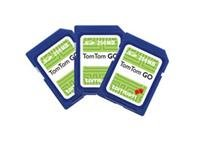 TomTom Maps of Sweden, Denmark, Finland and Norway on 384MB SD Card for GO Navigators (1D90.091) (Discontinued by Manufacturer)