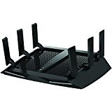 - NETGEAR Nighthawk X6 AC3000 Dual Band Smart WiFi Router, Gigabit Ethernet, Compatible with Amazon Echo/Alexa (R7900) (Renewed)