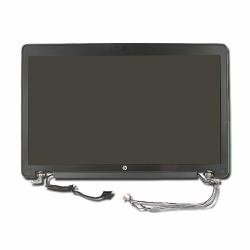 HP 735369-001 17.3-inch FHD LED UWVA AntiGlare display assembly - 1920 x 1080 maximum resolution, 16:9 aspect ratio, with Low-voltage differential signaling (LVDS) and Dreamcolor - For use in models with a webcam