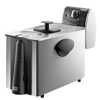 dual zone deep fryer - 8