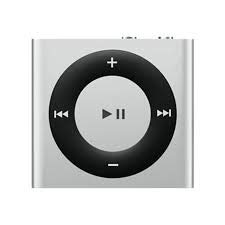M-Player iPod Shuffle 2GB Silver (Packaged in White Box with Generic Accessories) (Ipod Shuffle Black)