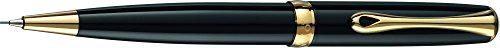 A2 0.7 Mechanical Pencil - Black Lacquer/Gold ()