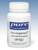 Pure Encapsulations Pycnogenol 50 mg - 120 capsules