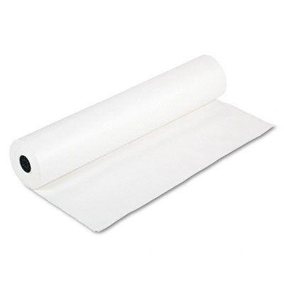 36 Finish (Rainbow Duo-Finish Kraft Roll, 40 lb, 36 inch x 1000 feet, White)