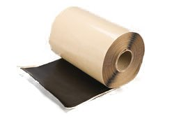 12'' x 50' Roll Black EPDM Single Stick Flashing Tape by Anjon Manufacturing