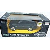 Rastar Range Rover Sport 1 24 Scale R C Model With Lights  Battery Included  Black Color
