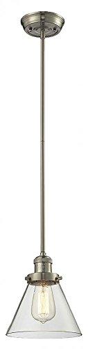 One Light Mini Pendant - Innovations Lighting 201S-SN-G42