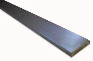 RMP Cold Rolled 1018 Carbon Steel Flat Bar, 1/2 Inch x 3/4 Inch, 24 Inch Length by RMP