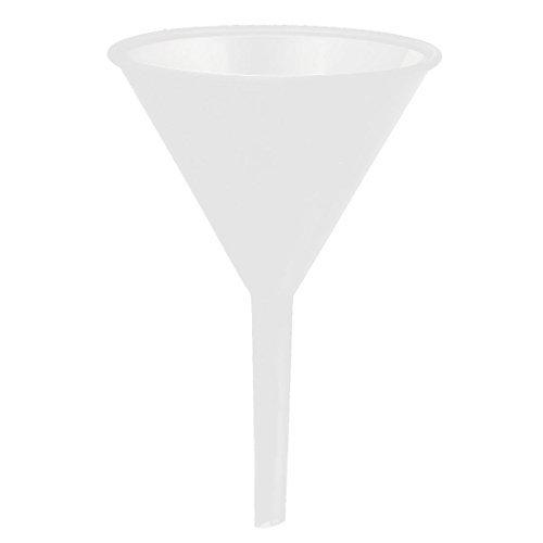 Herramienta de filtrado Laboratorio de Quí mica de plá stico Embudo de filtro de 9 cm Boca Dia Claro DealMux DLM-B00W8UARUS