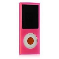 durable-flexible-soft-magenta-silicone-skin-cover-case-for-apple-ipod-nano-4th-generation