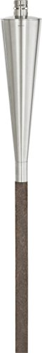 blomus 65007 Torch with Beechwood Stake, Cone Style by Blomus