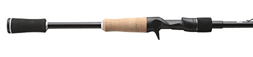 13 Fishing One 3 Defy MH Casting Rod, 7.3', Black