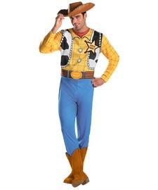 Woody Halloween Costumes Adult (Woody Adult Classic Costume (42-46))
