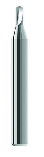 Magafor 88855001250 Carbide Mini Corner Rounding End Mill 1.25 mm