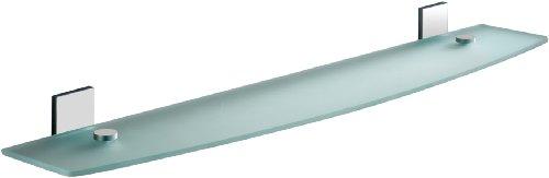 - Nameeks 7819/60-13 4.566-Inch Maine Bathroom Shelf, Chrome