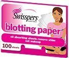 Swisspers Blotting Paper
