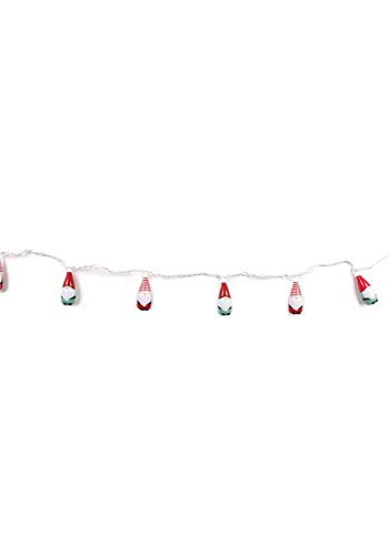 DEI The Gnome String Lights Standard (Gnome Lights String)