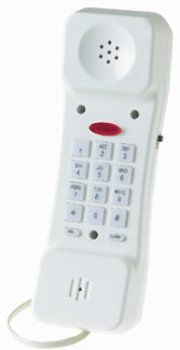 21105 1 Pc Hospital Phone-WHITE