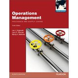 img - for Operations Management: Processes and Supply Chains book / textbook / text book