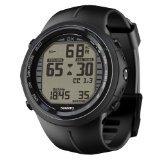 Suunto Men's DX ELASTOMER W/ USB Athletic Watches
