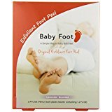 Baby Foot easy pack 1.2 fl oz. per foot x 2. Baby Foot easy pack 30ml per foot x 2. Remove dead skin.