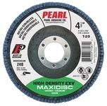 PEARL MAX4560ZJE 4-1/2 x 7/8 Z60 GRIT Box Qty. 10