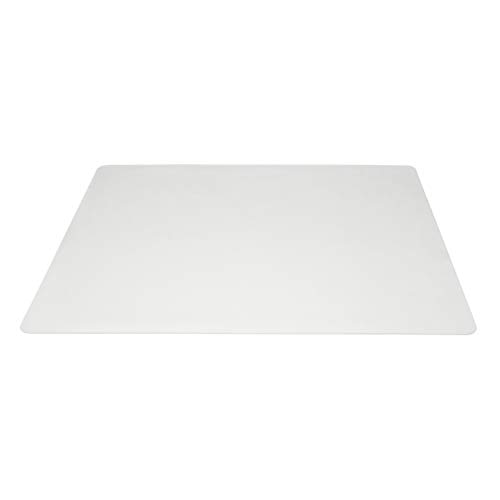 """Image of OFM ESS Collection Chair Mat for Hard Flooring, 46"""" X 60"""", Clear"""