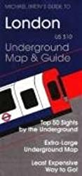 Michael Breins Guide to London by the Underground (Michael Brein's Travel Guides)